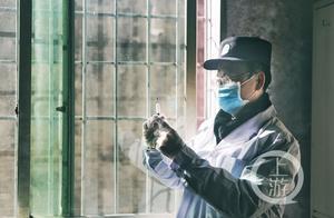 110警察节④丨监狱人民警察李友兵:酒精棉签当蜡烛 他过了一个的特殊生日