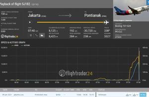印尼坠毁波音航班无中国乘客!搜救队打捞起机身碎片电线衣服