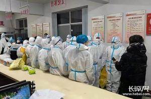组图|沾!石家庄市各区基层医疗机构全力做好核酸采样