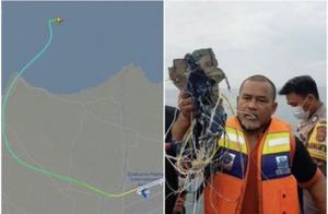 印尼失事客机已找到部分残骸!事发时在不到1分钟内狂降10000英尺