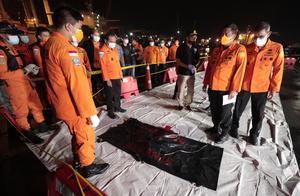 印尼载62人客机坠毁 失事客机已找到部分残骸和遇难者遗体