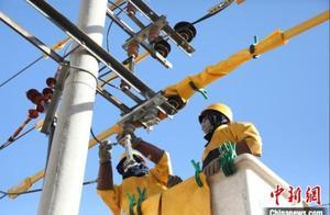 国网河北电力公司对河北重点地区防疫场所安排专人24小时驻守