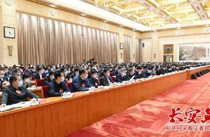 """陈一新在中央政法工作会议结束时讲话强调:形成""""五大共识""""、推进政法工作高质量发展"""