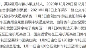石家庄新增新冠病例曾去贵州茅台酒厂装货 仁怀市回应:曾自驾至当地装货