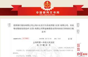 贾跃亭甘薇房产被拍卖还款3000多万,招商银行:还欠4.67亿