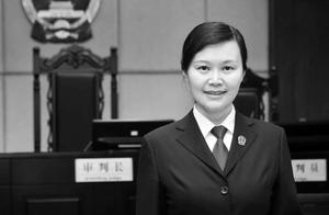 湖南高院女副庭长不徇私情被杀害是办案能手!同事称其人很好