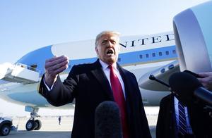 """特朗普公开发声:称国会暴乱前的言辞很""""适当""""弹劾是""""猎巫"""""""