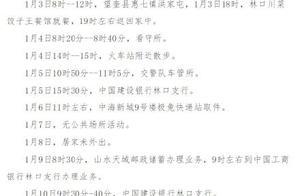 黑龙江林口4例无症状行动轨迹公布