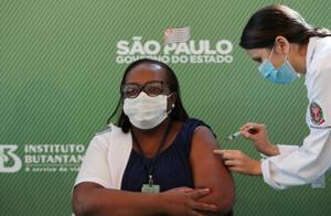 巴西监管机构批准中国疫苗紧急使用 州长:科学的胜利