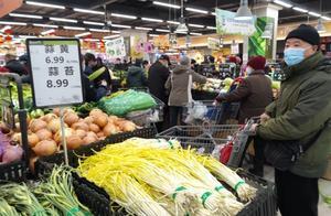 国家发改委回应菜价上涨:价格有望趋稳回落