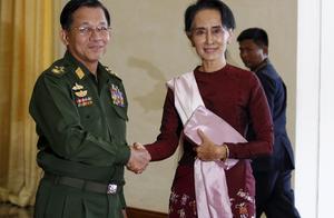 """刚刚,缅甸军方表态""""接权"""",美国怒了"""