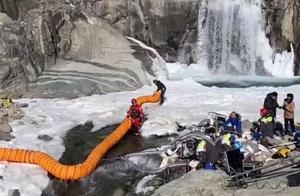 """遗憾!第二次搜救仍未找到""""西藏冒险王""""弟弟:只能等冰刚化时再早做计划"""