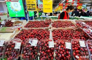 """""""阳性樱桃""""在两省多地售空,还能安心买生鲜吗?中疾控最新回应来了"""