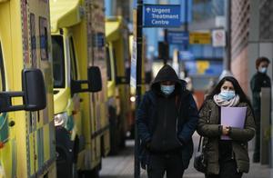 最新研究:英国发现的新冠变异毒株致死风险比原始毒株高35%