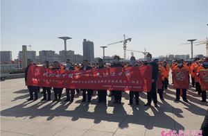 山东年味丨潍坊:就地过年情不减 文艺演出送温暖