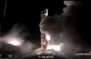 SpaceX第19批星链卫星升空,但一箭六飞火箭回收失败