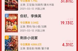 贾玲成中国影史票房最高女导演《你好,李焕英》22日来杭路演