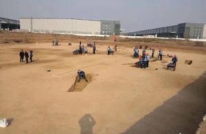 """发现古墓3500余座,西安咸阳机场扩建""""秒变""""考古现场"""