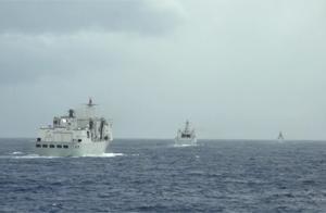三大战区海军密集练兵!一天两架美机抵近侦察