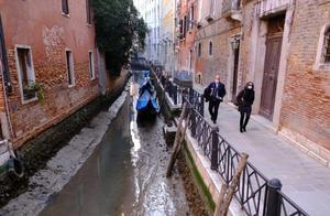"""""""水城""""威尼斯——没水了"""