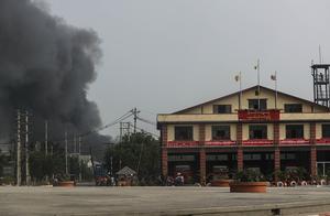 缅甸示威活动持续 仰光部分地区实施军事管制