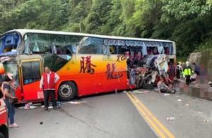 台湾一游览车撞山6死39伤 民进党曾开空头支票承诺修路