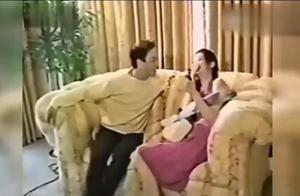 90年代女星综艺画面曝光 17岁全智贤采访张国荣