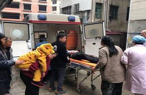 77秒|发现学生未到校 湖南小学老师上门救下中毒一家三口