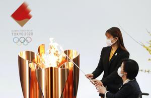 特写|曲折的奥运圣火传递,从未熄灭的星火希望