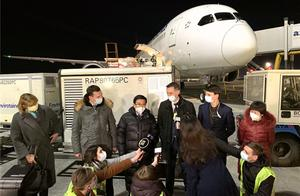 中国科兴新冠疫苗运抵乌克兰