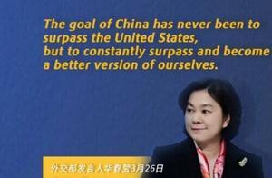 中国目标从来不是超越美国,而是超越自我