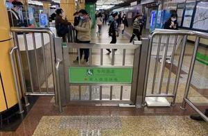 今天起现役军人可凭证件免费乘坐上海轨道交通了