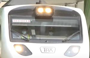 10分钟后列车出轨惨死 司机专注驾驶最后身影曝光
