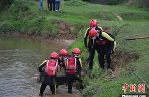 广西钦州三名女学生溺水 均不幸遇难
