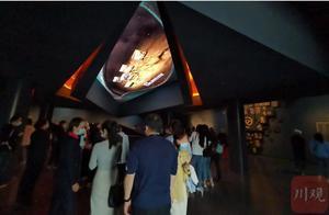 快报 | 三星堆博物馆客流量创历史新高;清明期间禁止私登牛背山旅游开发区