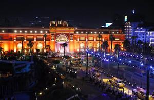埃及办了一场盛大仪式,惊动法老