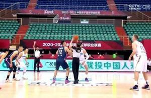 赵睿末节爆发,4人得分上双的首钢队惜败于广东