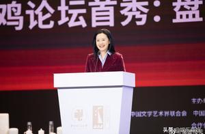 33届金鸡奖咏梅台上发言:不要修掉我的皱纹,引发网友的赞许