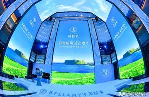 勇攀有机新高峰,贝拉米有机中文版奶粉菁跃重磅上市