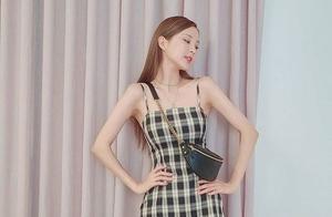 人体模型?少女时代徐贤 INS 晒私照,炫耀着玩偶般的美貌和身材