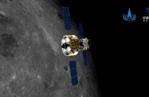 嫦娥五号完成我国首次月球轨道交会对接!月球大礼包将以第二宇宙速度向你赶来