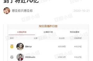 李佳琦和薇娅的两人商品【直播销售额近70亿】
