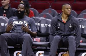 哈登不仗义?名记:威少私下听说哈登想去篮网 才向火箭提出交易