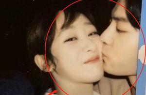 没等来《余生》定档,杨紫肖战多张吻戏路透图却被曝光,太甜了
