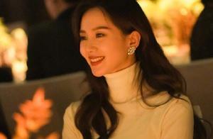 VOGUE晚宴,刘诗诗像极了小说里的豪门千金?