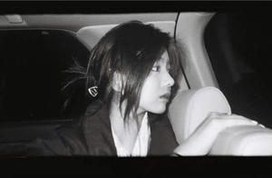 汪峰大女儿晒近照,15岁小苹果侧颜优越,气质出众似电影明星