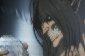《进击的巨人》最终季第6集:艾伦召唤三笠,战锤巨人危在旦夕