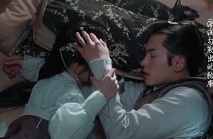 如意芳霏:傅容以命换命救肃王,终于主动亲吻,母凭子贵不远了