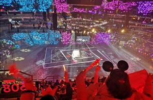 火箭少女101上海演唱会圆满结束,美好的舞台诞生