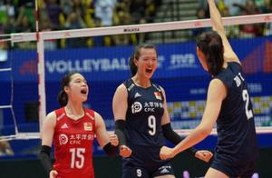 惊天逆转!中国女排3比2力克意大利,世界联赛7连胜